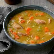 Chunky Pea & Ham Soup