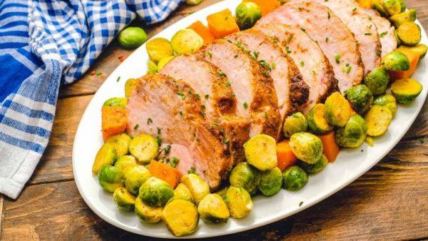 Seared Pork Loin